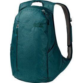 Jack Wolfskin Ancona Backpack Women leaf teal green